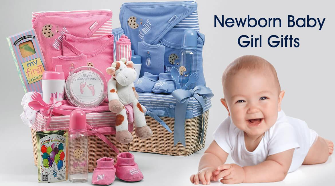 newborn baby girl gift ideas