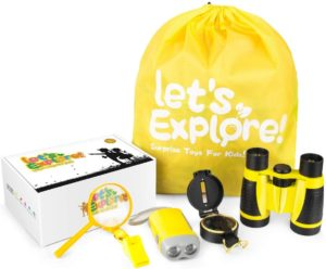 Outdoor Explorer Kit - Nature Exploration Kit Toys