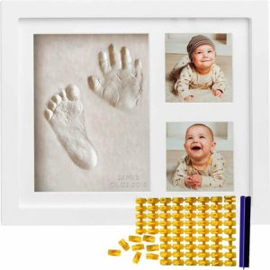 Co Little Baby Handprint & Footprint Kit
