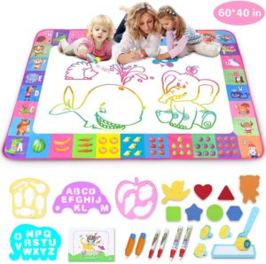 Aqua Magic Mat - Kids Painting Writing Doodle Board Toy