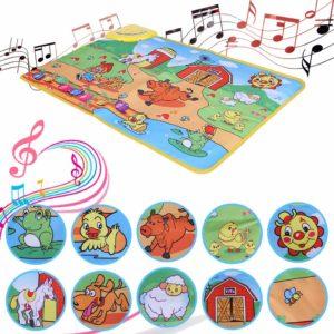 Fine Music Game Blanket