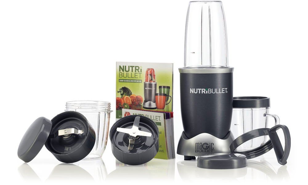 Which is better the NutriBullet or the ninja?