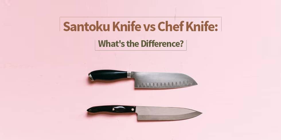 santoku vs chef