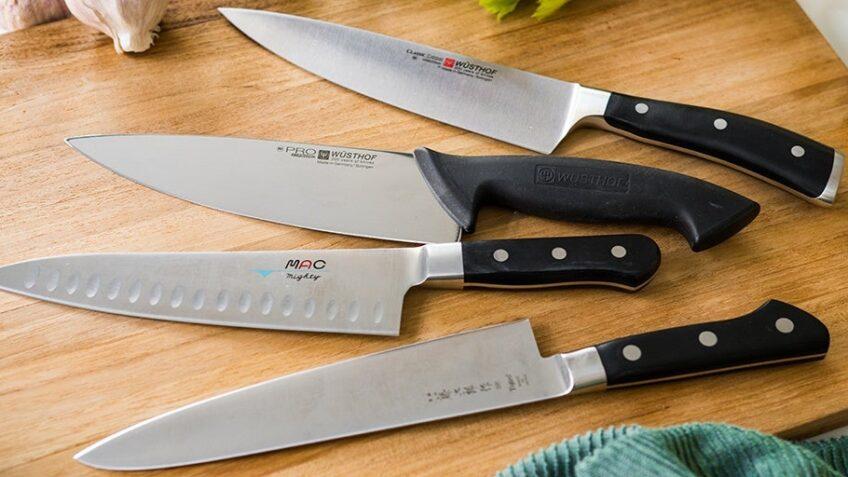 Victorinox Kitchen Knives Review